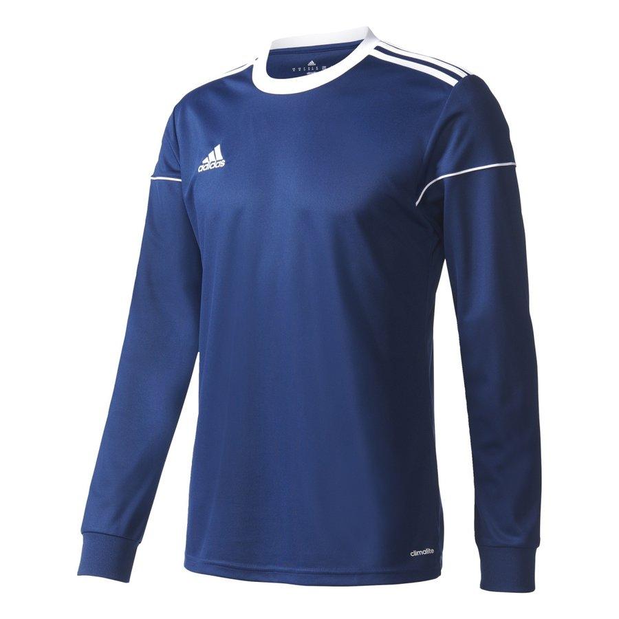 Modrý dětský fotbalový dres Squad 17, Adidas - velikost 116