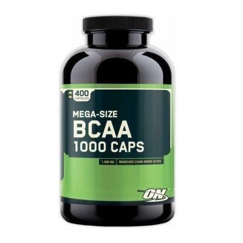 BCAA - Optimum Nutrition BCAA 1000 400 tablet