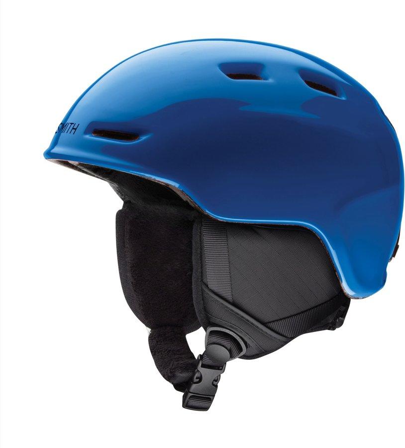 Lyžařská helma - Smith Zoom Junior - blue 48-53