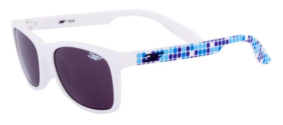 Polarizační brýle - Dětské brýle 3F Ray Jr. Barva: bílá