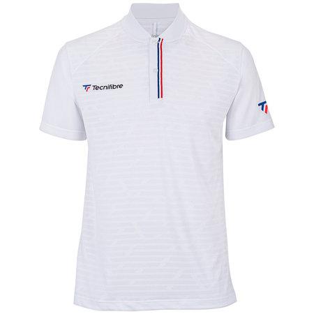 Bílé pánské tričko s krátkým rukávem Tecnifibre