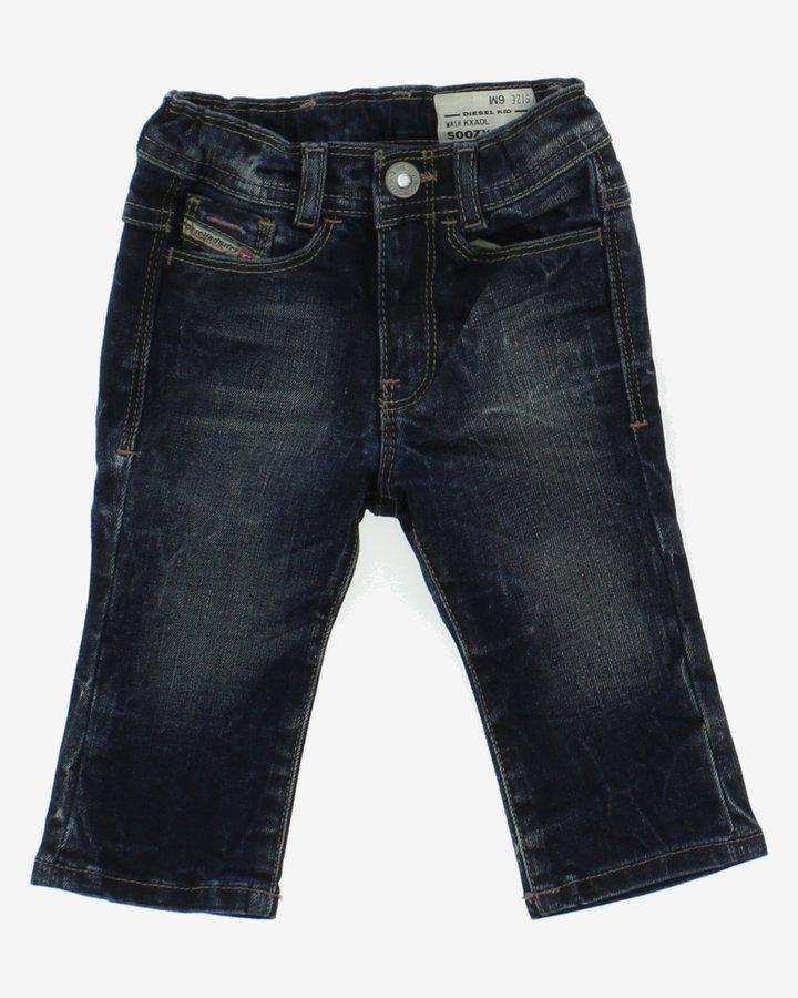 Modré dívčí džíny Diesel - velikost 68