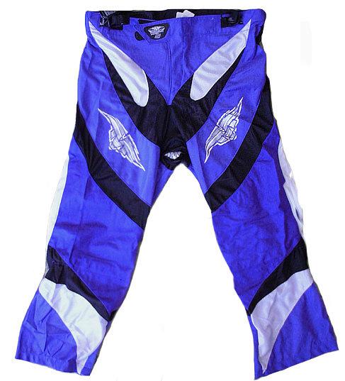 Černé kalhoty na in-line hokej - senior Mission - velikost M