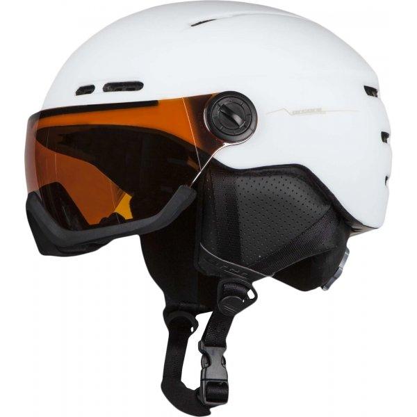 Bílá lyžařská helma Arcore - velikost 58-61 cm