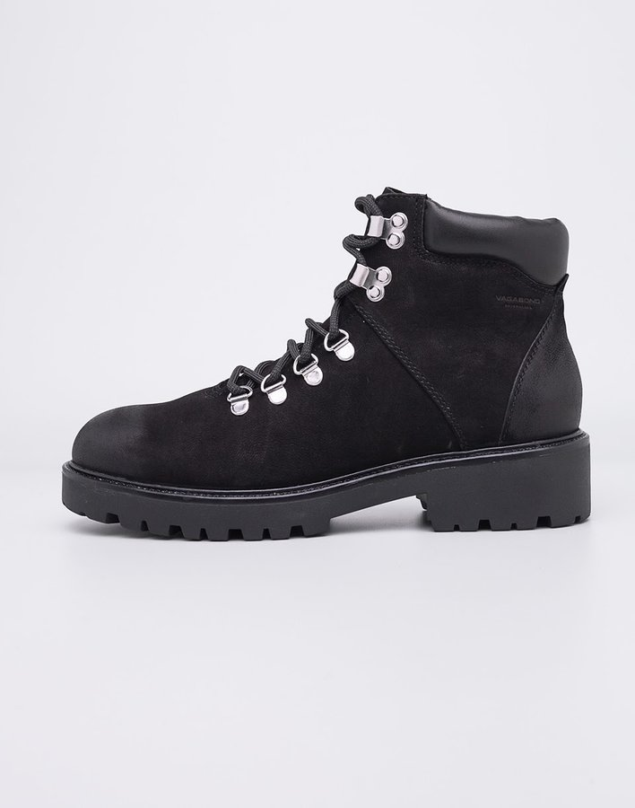 Černé dámské kotníkové boty Vagabond - velikost 37 EU