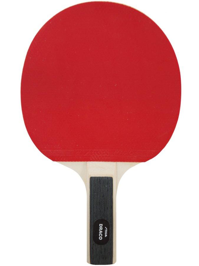 Dřevěná pálka na stolní tenis Draco, Stiga