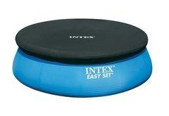 Černá plachta na bazén INTEX