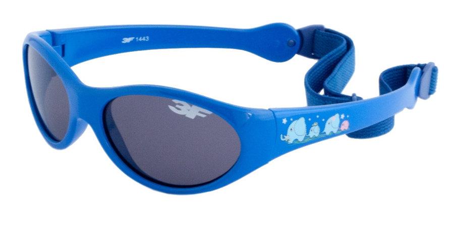 Polarizační brýle - Dětské brýle 3F Rubber 1443
