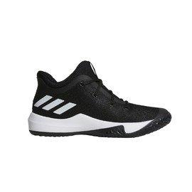 Černé pánské basketbalové boty Rise Up 2, Adidas