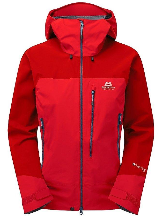 Červená dámská turistická bunda Mountain Equipment