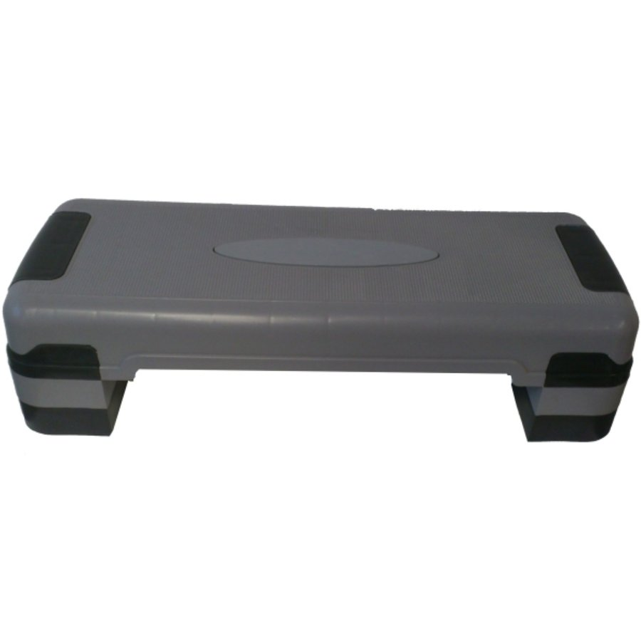 Černo-šedý aerobic step Sedco