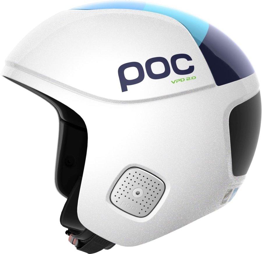Bílá dámská helma na snowboard POC - velikost XS-S