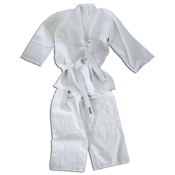 Bílé kimono na judo Spartan