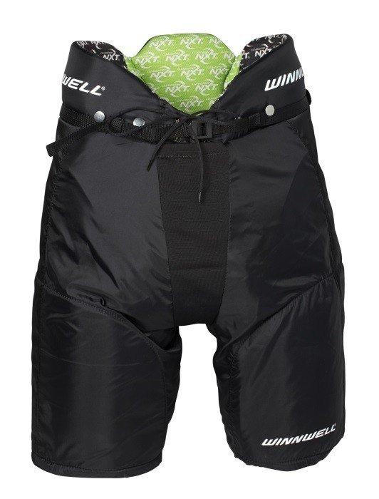 Černé hokejové kalhoty - senior Winnwell