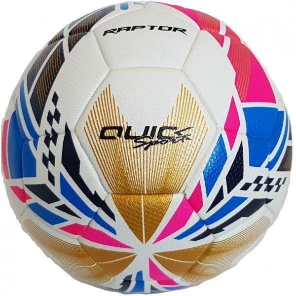 Různobarevný futsalový míč QuickSport