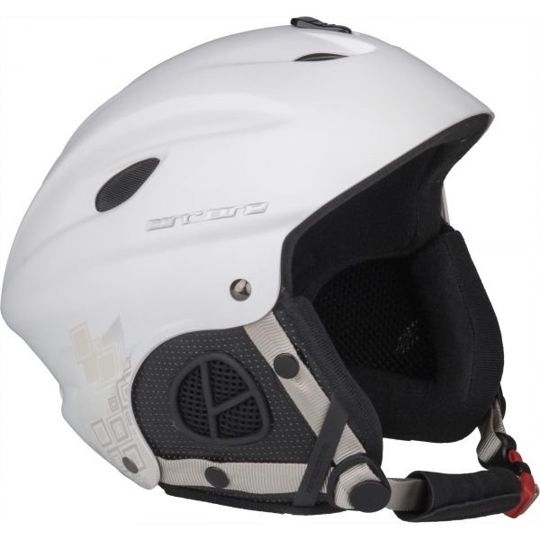 Bílá dámská lyžařská helma Arcore
