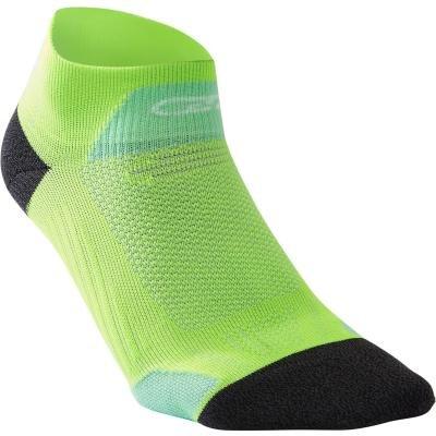 Zelené běžecké ponožky Kiprun, Kalenji
