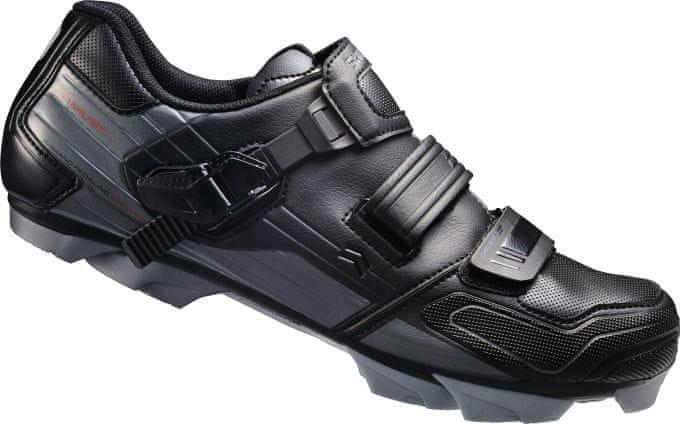 Černé pánské cyklistické tretry Shimano