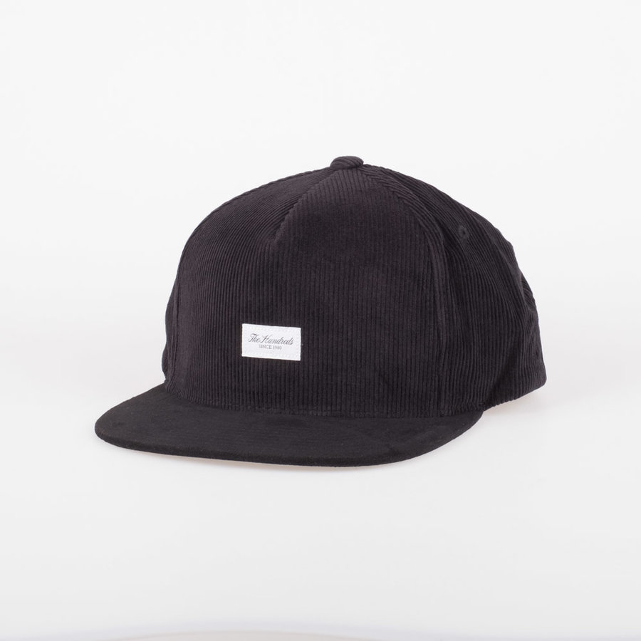 Černá kšiltovka Snapback Cede, The Hundreds - univerzální velikost