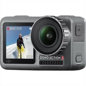Šedá outdoorová kamera Osmo Action, DJI