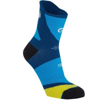 Modré běžecké ponožky EPAISSE, Kalenji