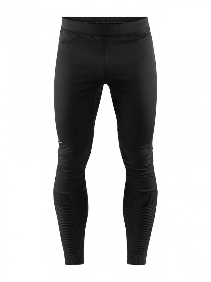 Černé pánské běžecké kalhoty Spirit Fuseknit, Craft