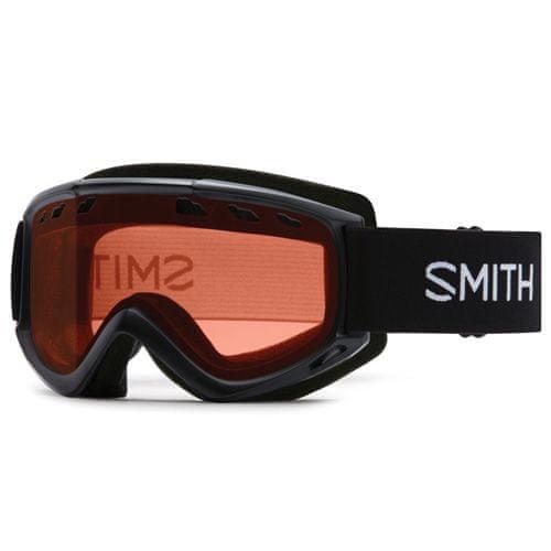 Lyžařské brýle - Smith CASCADE AIR   Black   RC36 Rose Copper   O/S