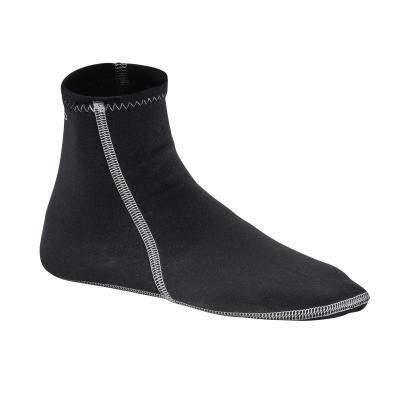 Černé neoprenové ponožky Olaian