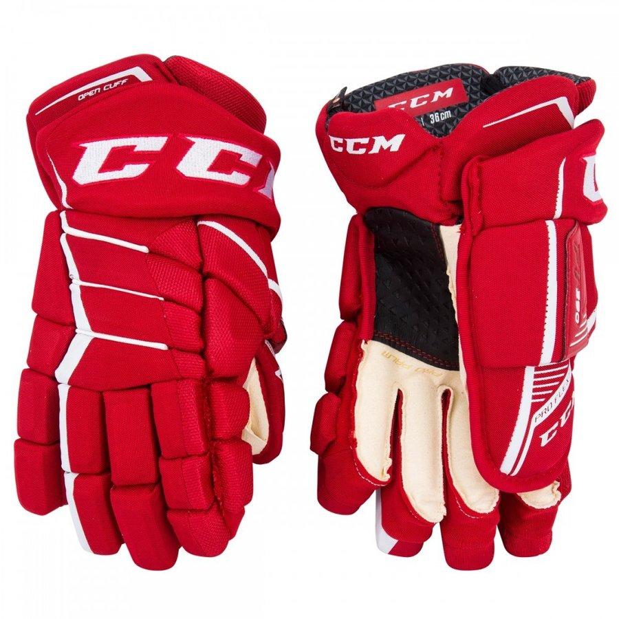 Hokejové rukavice - junior CCM