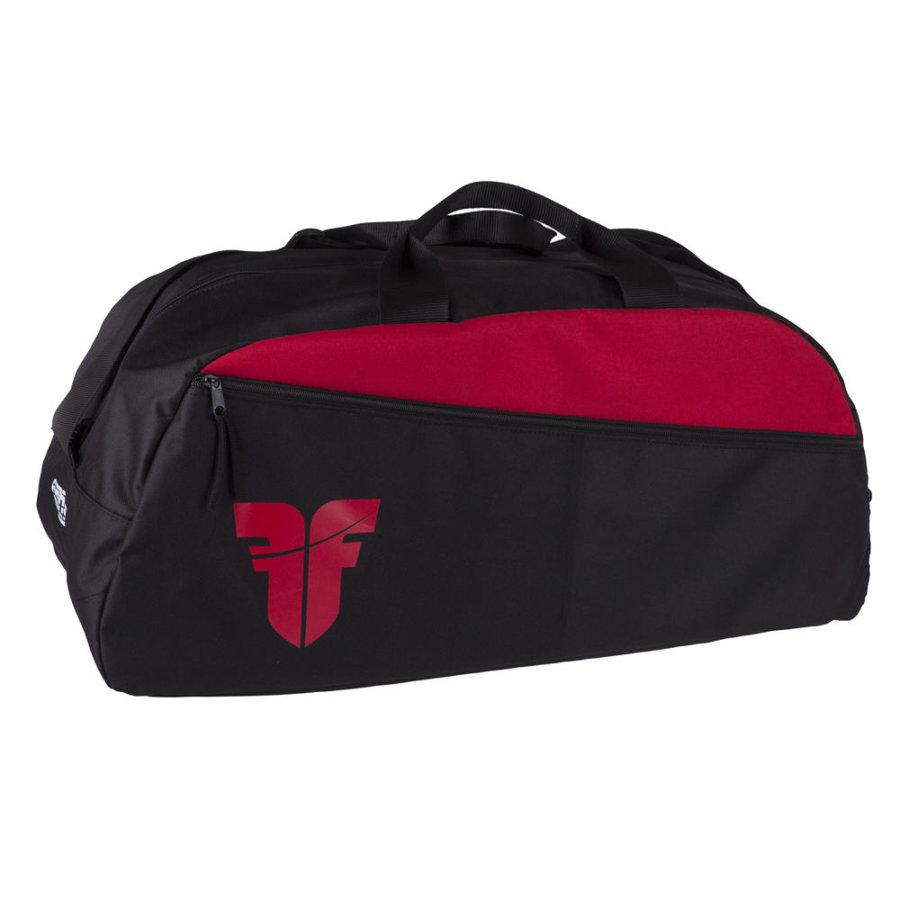 Černá sportovní taška Fighter