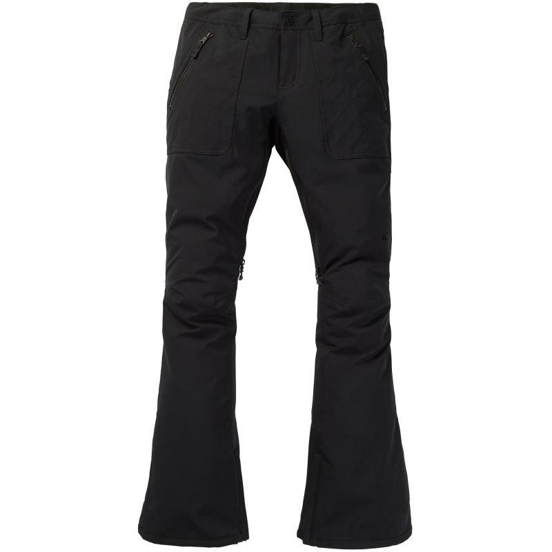 Černé dámské snowboardové kalhoty Burton