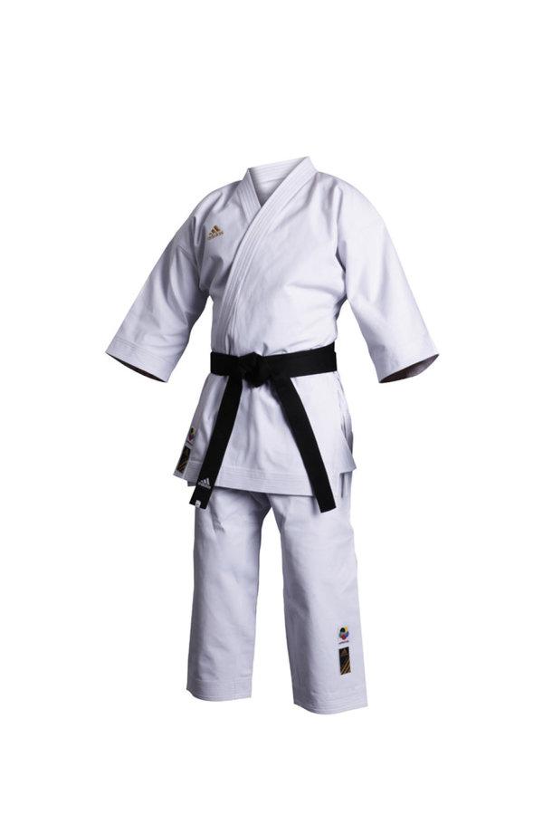 Bílé kimono na karate Adidas - velikost 210