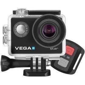 Černá outdoorová kamera Vega 6 Star, Niceboy