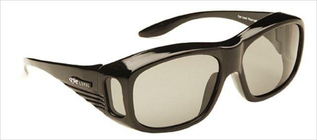 Polarizační brýle - Eye level Brýle Overglasses Medium + pouzdro zdarma!