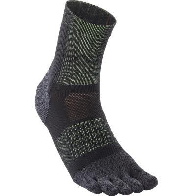 Černo-žluté běžecké ponožky Kiprun