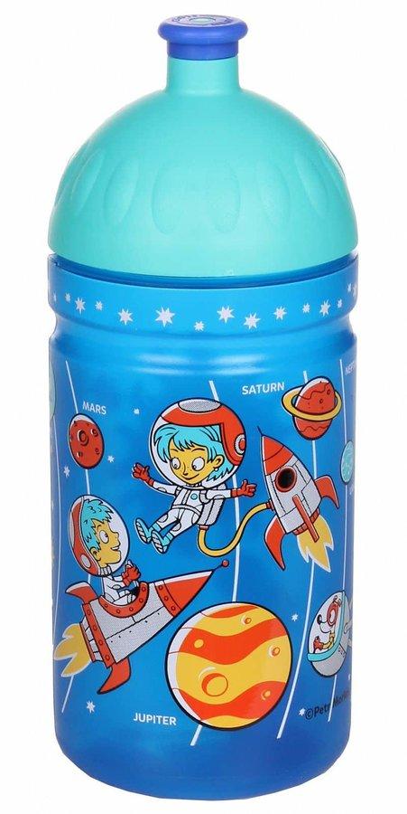 Láhev na pití - Zdravá láhev Vesmír objem: 500 ml