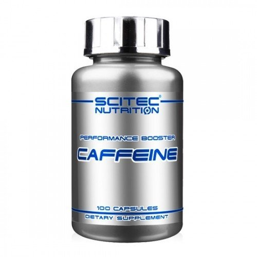 Kofein Scitec Nutrition - 100 ks