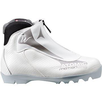 Bílé dámské boty na běžky Atomic - velikost 41 EU