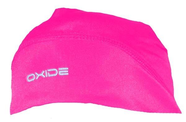 Růžová dámská běžecká čepice OXIDE, 2117 of Sweden - univerzální velikost