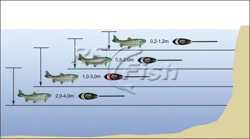 Splávek - Cormoran® Bombarda Cormoran 0,5 - 2,0 m 20,0 g