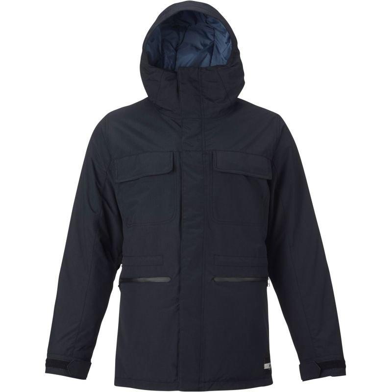 Černá pánská snowboardová bunda Burton - velikost XL