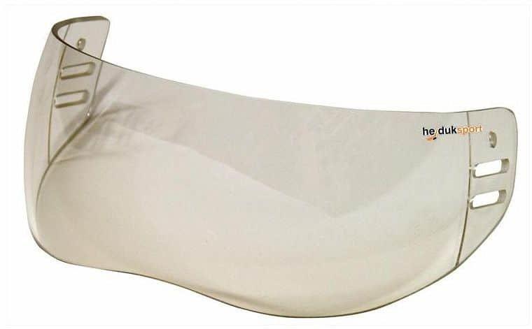 Plexi na hokejovou helmu - plexi MH 800 Pro line barva: čirá