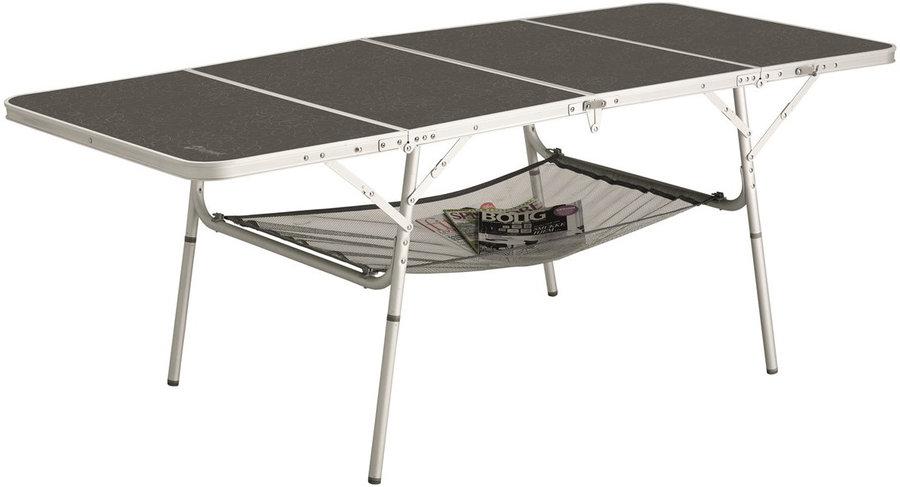 Rozkládací kempingový stůl Outwell - délka 180 cm, šířka 80 cm a výška 68 cm