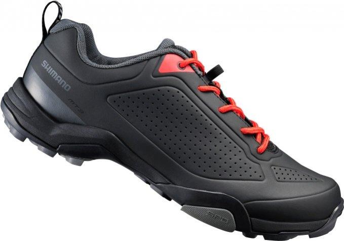 Černé trekové boty MT3, Shimano - velikost 45 EU
