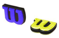 Vibrastop - Vibrastop Wilson Pro Feel Blue/Yellow 2 ks