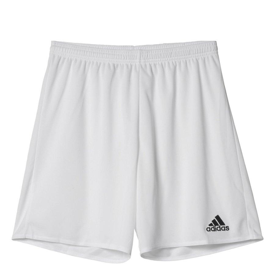 Bílé dětské fotbalové kraťasy Parma 16, Adidas - velikost 116