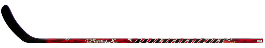 Hokejka - Kompozitová hůl Warrior Bentley X GRIP Senior Provedení: pravá Kopitar - flex 100