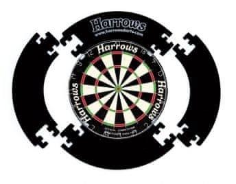 Černý surround Harrows