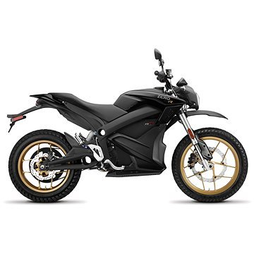Černá elektrická motorka DSR ZF 13.0 2018, Zero