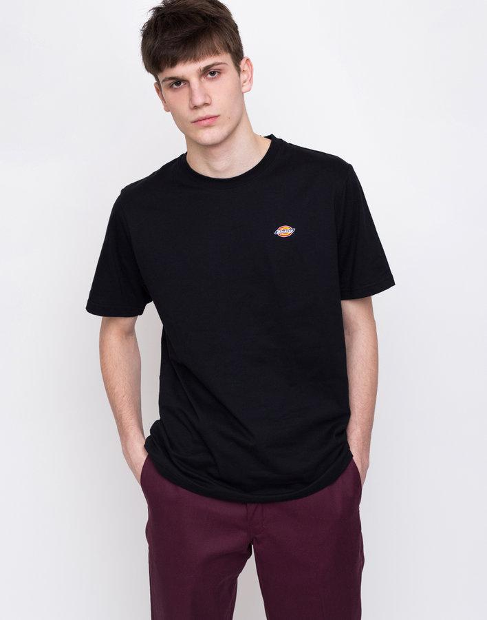 Černé pánské tričko s krátkým rukávem Dickies - velikost S